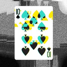 Reality-Bending Playing Cards : Designed to Confuse