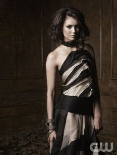 The Vampire Diaries.  Pictured: Nina Dobrev as Elena. Photo Credit: Frank Ockenfels III / The CW.   2010 The CW Network, LLC. All Rights Reserved.