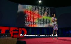 Cómo estamos enseñando a las computadoras a entender imágenes Una conferencia de la Dra. Fei-Fei Li, experta en visión artificial en #TED2015