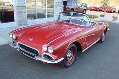 1962 Chevrolet Corvette 327 For Sale   AllCollectorCars.com