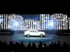 Top 6 Projection Mapping Car Launches | Projection content from Live Design