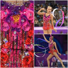 Leo: Yana Kudryavtseva (Russia), ribbon 2015, music - 'La Cumparsita'