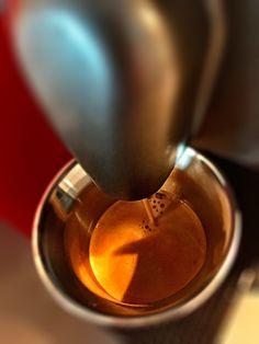 Guten Morgen…ein Montag der keiner ist…darauf ein #Arpeggio #Kaffee von @Nespresso #whatelse