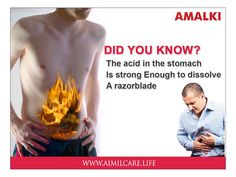 Did You Know? The #acid in the #stomach Is strong enough to dissolve a…