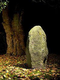 The Hjermind stone
