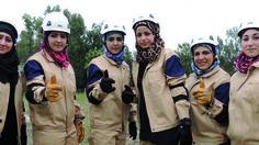 Así luchan las mujeres sirias por la paz dentro de la guerra