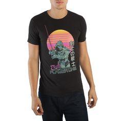 Daito Ready Player One Black T-Shirt – MCG Styles