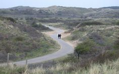 Zuid-Kennemerland National Park is an area of dunes, beaches and peat bog polders.