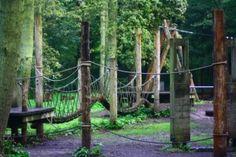 Speelbos Robin Hood in Haagse Bos Nederland Den Haag