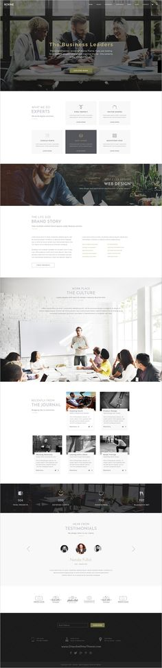 Roxine is a creative #PSD #template for webdesign, photography, architecture or #startup business website with 5 unique homepage and 15 organized PSD pages download now➯ https://themeforest.net/item/multi-purpose-creative-agency-portfolio-psd-template-roxine/17201814?ref=Datasata