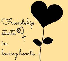 Friendship Quotes Pictures, Images, Graphics, Comments, Scraps ...
