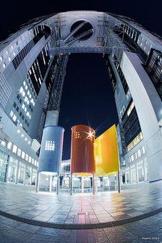 Umeda Sky Building: 梅田スカイビル