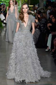 Elie Saab Spring/Summer 2015 | Fashion, Trends, Beauty Tips & Celebrity Style Magazine | ELLE UK