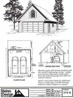 1000 images about garage plans by behm design pdf plans for Engineered garage plans