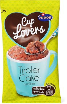 Cup Lovers Tiroler Cake