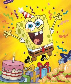 12 Best  Spongebob Happy Birthday Card