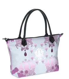 "Reisetasche mit Nouvea Art Design ""Jewelance von D. Design Art, Tote Bag, Bags, Accessories, Fashion, Travel Tote, Suitcases, Umbrellas, Handbags"