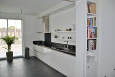 JvD keukens moderne hoogglans keuken met siemens apparatuur