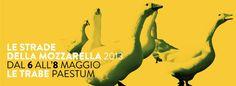 Le #OfficineGourmet - di #GiuliaCannadaBartoli: #Paestum, 6-8 maggio. Le Strade della #Mozzarella 2013 alle Trabe: il programma - #eventi #food #Campania