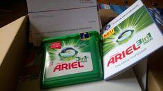 fraukatz-testet: Das kleine Kraftpaket - Ariel 3in1 Pods
