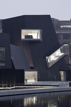 Gallery of Chongqing Tiandi Art Museum / Shenzhen Huahui Design - 1