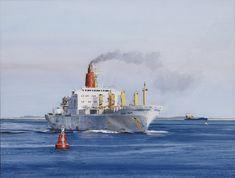 Snow Drift, buque frutero