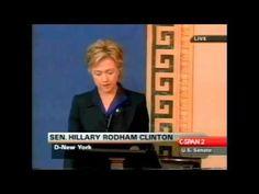 Hillary Clinton vs. Bernie Sanders on Whether to Invade Iraq - 2002 - YouTube Bernie is 1st to speak Hillary 2nd around the 6:00 minute mark.