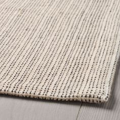TIPHEDE Rug, flatwoven - natural, off-white - IKEA Kallax, Minimalist Rugs, Ikea Rug, Medium Rugs, Ikea Family, Types Of Flooring, Underfloor Heating, Entry Rug, Weaving