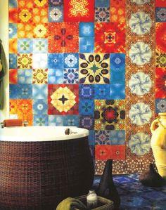 Mosaico de Dominic Crinson