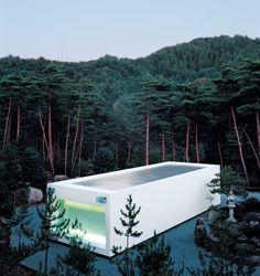 White Temple, Nantan, Japan, by Takashi Yamaguchi & Associates