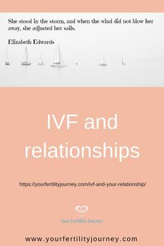 IVF & Relationships - how to keep them strong
