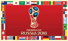 FIFA World Cup Russia 2018 Flag 4X6' Custom Weatherproof Banner 120X180CM     eBay