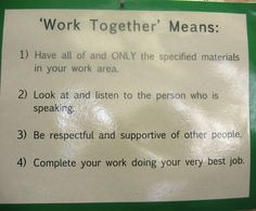 Cooperative Learning Tips and Tricks