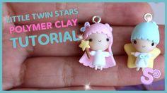 Little Twin Stars - Polymer Clay Tutorial