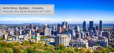Luxury Condominium in Montreal, Quebec Canada To Be Offered at Online Auction Through Interluxe Luxury Property Marketplace on October 5th. http://www.stadeatools.com/