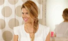 Learn the step-by-step process to creating one of the summer's hottest braids, a fishtail!