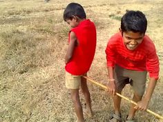 India: Guess the kids are having fun