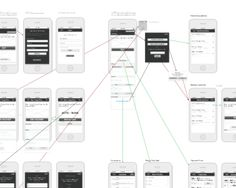 #Mobile #Wireframe