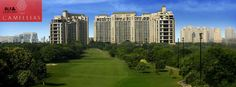 DLF the Camellias Golf Course Road, Gurgaon is an iconic structure built with the latest technologies and innovative constructional ideas. The grand infrastructure blends with the amazing lush green beauty around. There is amazing look all around which makes residents realize the sense of paradise on the earth.