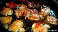 La meilleure recette de Filet mignon de porc caramélisé aux saveurs asiatiques! L'essayer, c'est l'adopter! 5.0/5 (9 votes), 12 Commentaires. Ingrédients: 1 filet mignon de porc- 600 g 3 cuillères à soupe de vinaigre balsamique 2 cuillères à soupe d'huile d'olive 3 cuillères à soupe de miel 1 cuillère à soupe de sauce soja 3 gousses d'ail gingembre frais sel, poivre 2 cuillère à soupe de sauce tomates