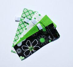 DPN Storage Pocket  Sock Needle Protector  Set of by MonkeyMuffin, $8.00