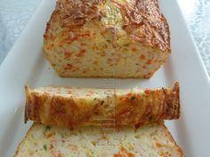 Vous apprécierez la légèreté et le moelleux incomparable de ce cake que vous dégusterez tiède ou froid en cette période estivale qui commence.Vous pouvez l'accompagner d'une mayonnaise, d'un coulis de tomates ou d'une sauce au fromage blanc et aux...
