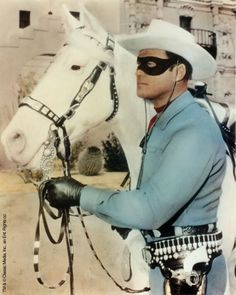 Costumes The Lone Ranger and Silver Hollywood Stars, Old Hollywood, Radios, Green Hornet, Nostalgia, Tv Westerns, The Lone Ranger, Hero Movie, Cinema