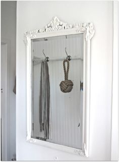 DIY Entrance Hallway Makeover with BeadBoard Part I!   A GIVEAWAY