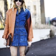 How To Vintage Shop For Spring 2015   The Zoe Report