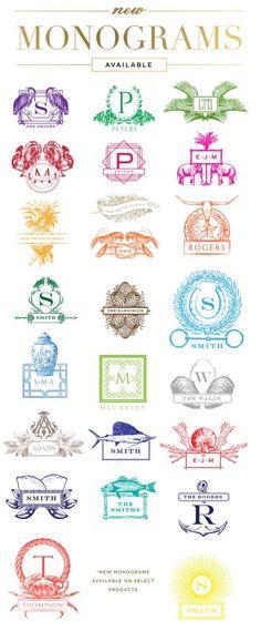 Monograms Shoppe, Emily McCarthy