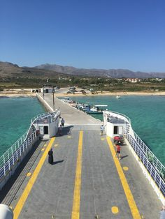 Elafonisos port