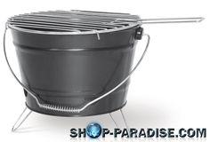 SHOP-PARADISE.COM:  Барбекю Гриль Ведро Activa 27 см 12,60 €
