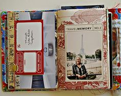 great travel journal about a trip to Paris