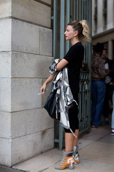 On the Street….Rue de L'ecole de Medecine, Paris - The Sartorialist